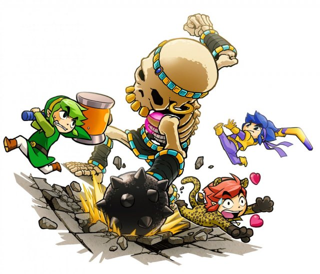 The Legend of Zelda: Triforce Heroes - Immagine 156871
