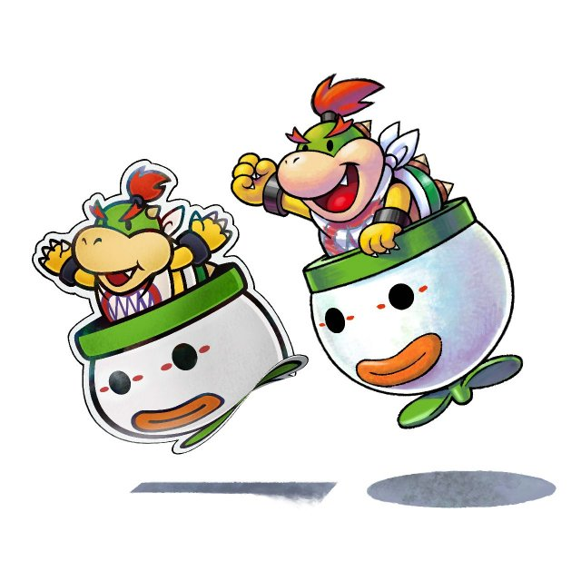 Mario & Luigi: Paper Jam Bros. - Immagine 167045