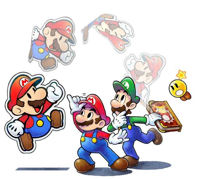 Mario & Luigi: Paper Jam Bros. - Immagine 167048