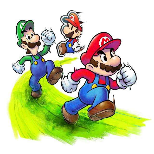 Mario & Luigi: Paper Jam Bros. - Immagine 167050