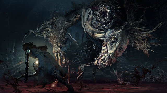 Bloodborne: The Old Hunters immagine 163903