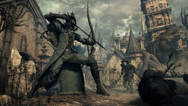 Bloodborne: The Old Hunters immagine 163906