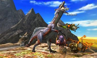 Monster Hunter 4 - Immagine 141323