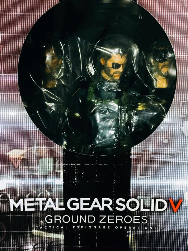 Metal Gear Solid V: Ground Zeroes immagine 152542