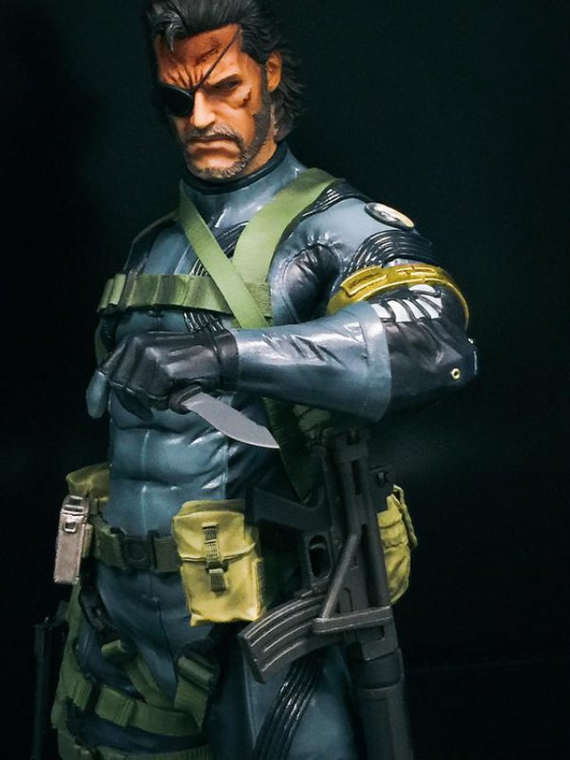 Metal Gear Solid V: Ground Zeroes immagine 152547