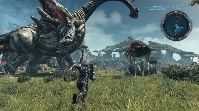 Xenoblade Chronicles X - Immagine 157288