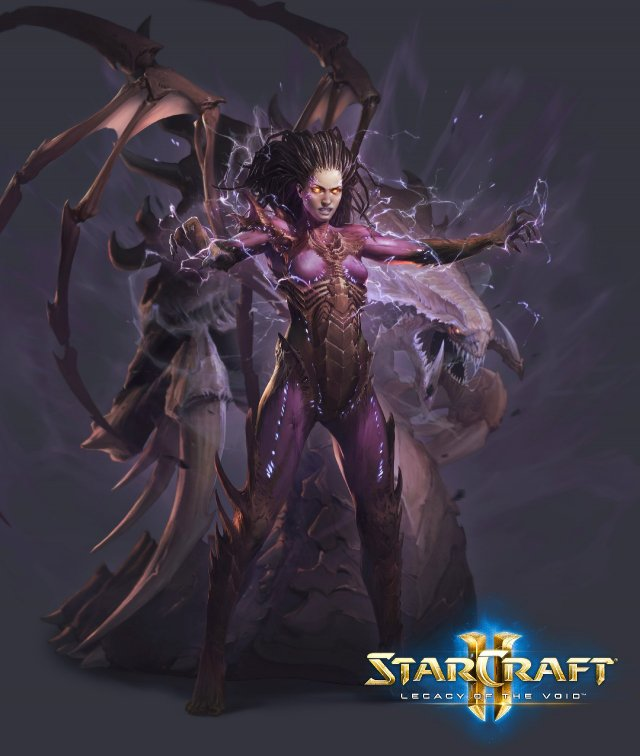 Starcraft II: Legacy of the Void - Immagine 161105