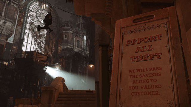 Dishonored 2: La città di Karnaca si mostra in 12 artwork