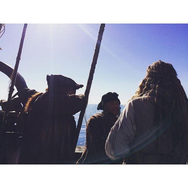 Pirati dei Caraibi: la vendetta di Salazar immagine 180243