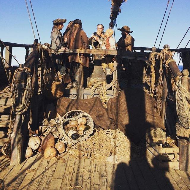 Pirati dei Caraibi: la vendetta di Salazar immagine 180245