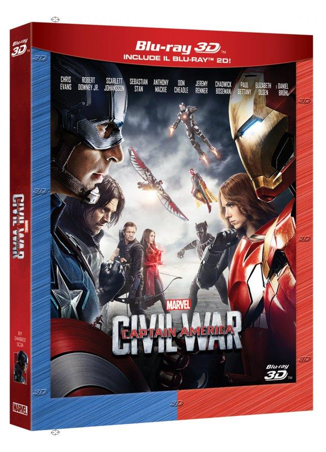 Captain America: Civil War - Immagine 192785