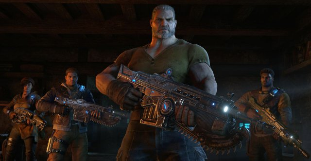 Gears of War 4 immagine 192837