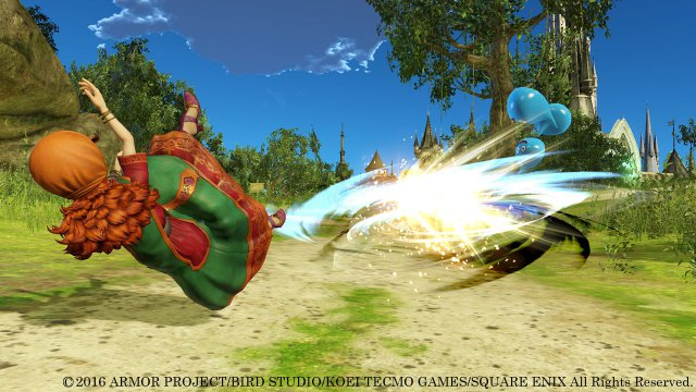 Dragon Quest Heroes 2 immagine 181780
