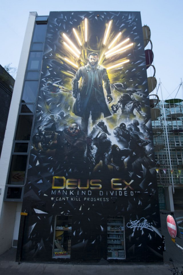 Deus Ex: Mankind Divided - Immagine 191213