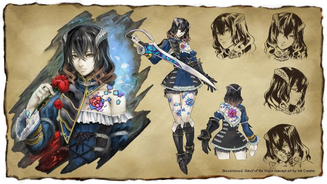Bloodstained: Ritual of the Night immagine 194272