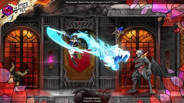 Bloodstained: Ritual of the Night - Immagine 194276