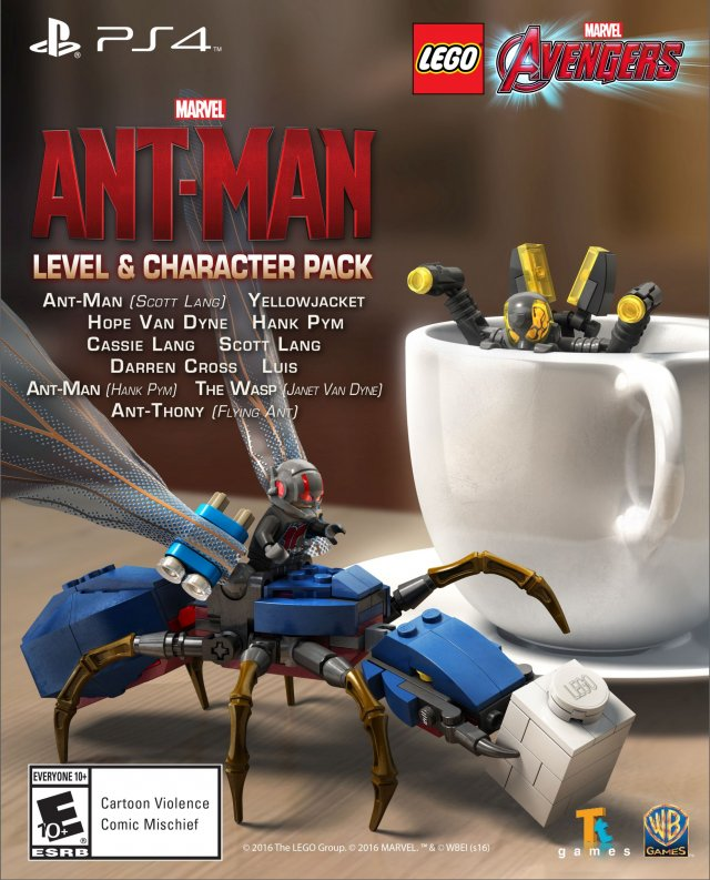 LEGO Marvel's Avengers immagine 173825