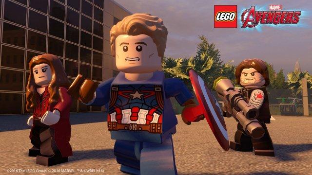 LEGO Marvel's Avengers immagine 173857