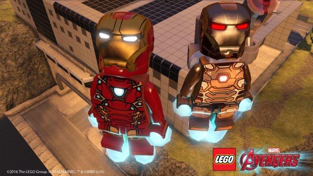 LEGO Marvel's Avengers immagine 173865