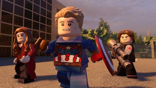 LEGO Marvel's Avengers immagine 173873