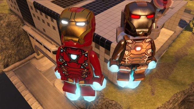 LEGO Marvel's Avengers immagine 173881