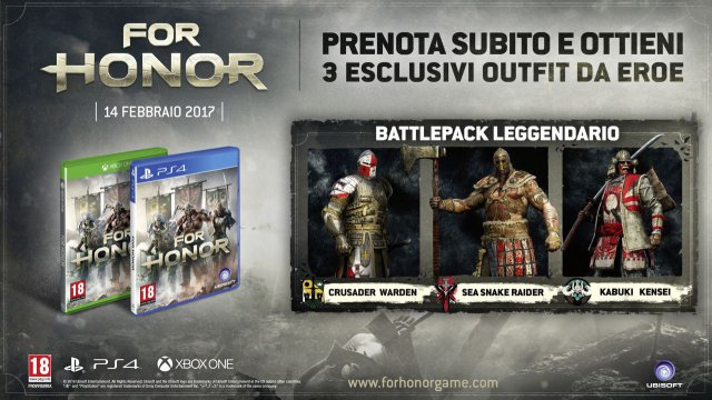 For Honor immagine 186964