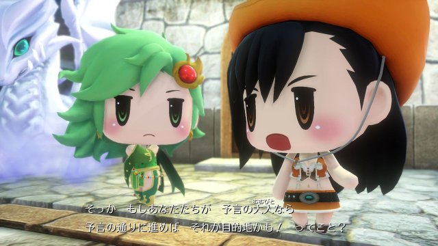 World of Final Fantasy - Immagine 193862