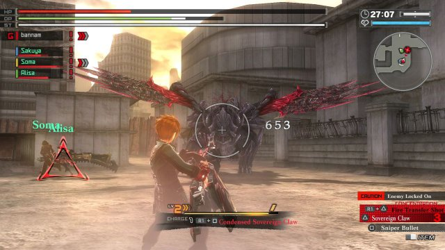 God Eater: Resurrection - Immagine 182239