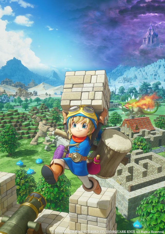 Dragon Quest Builders immagine 189131