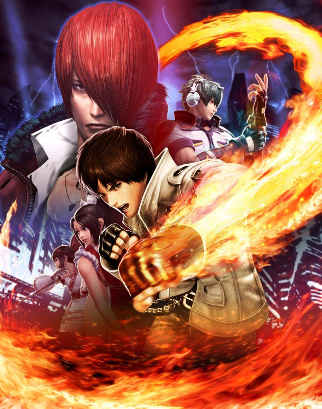 The King of Fighters XIV immagine 191479