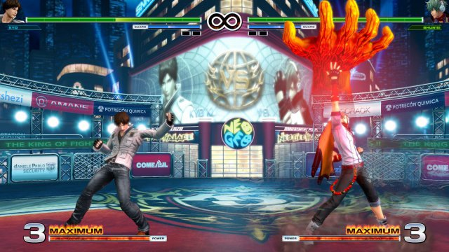 The King of Fighters XIV immagine 191485