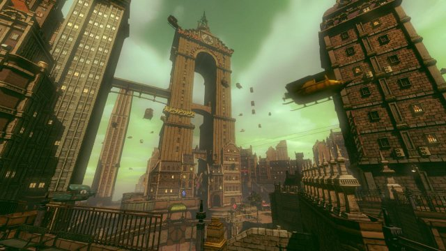Gravity Rush 2 - Immagine 195163