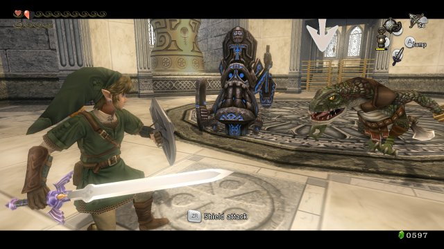 The Legend of Zelda: Twilight Princess HD - Immagine 176330