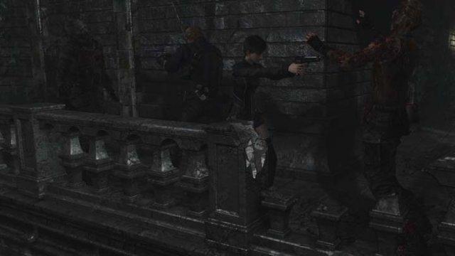 Resident Evil 0 HD Remaster immagine 173984