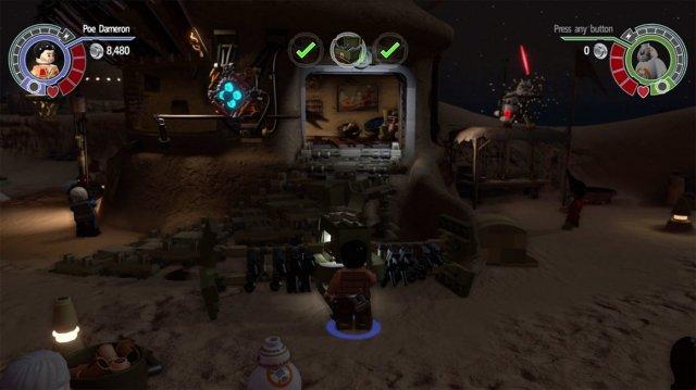 LEGO Star Wars: Il risveglio della Forza - Immagine 176121