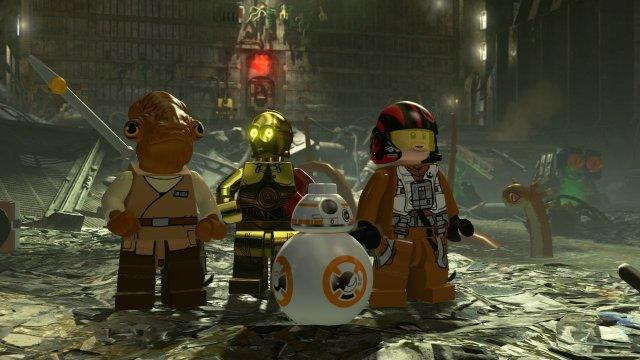LEGO Star Wars: Il risveglio della Forza - Immagine 182987