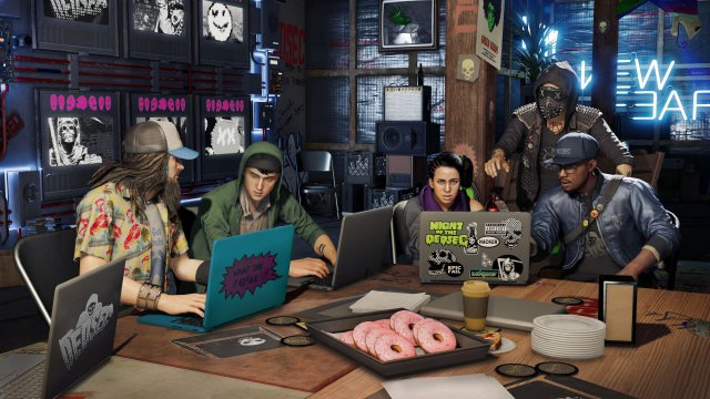 Watch Dogs 2 - Immagine 193395