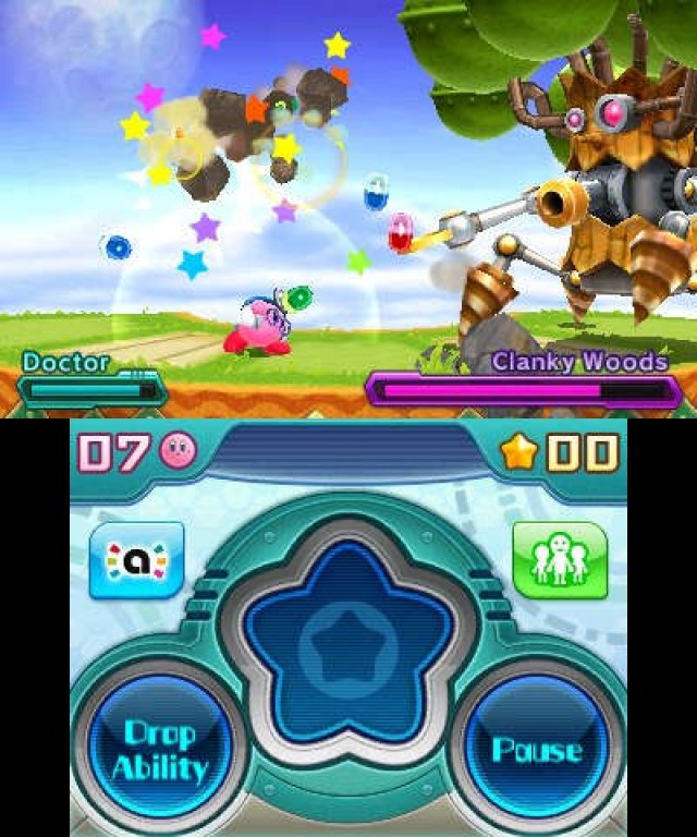 Kirby: Planet Robobot - Immagine 180087