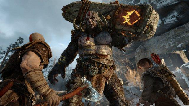 God Of War (PS4) - Immagine 186538