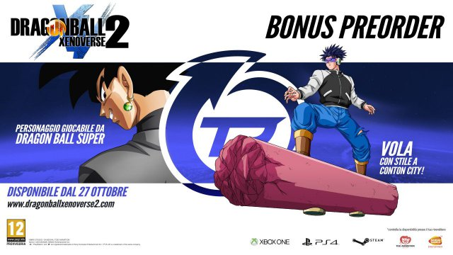 Dragon Ball Xenoverse 2 - Immagine 188539