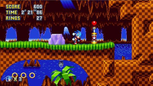 Sonic Mania immagine 189521