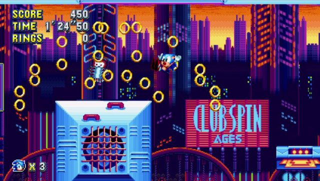 Sonic Mania immagine 189524