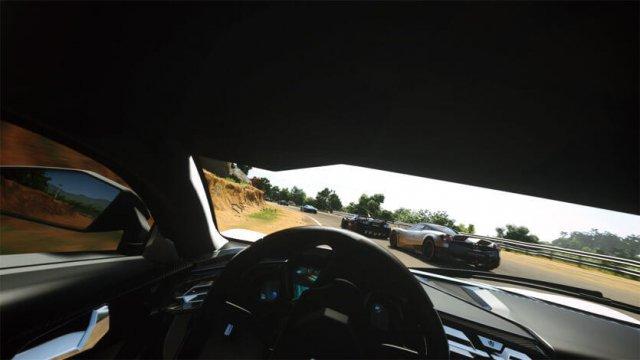 DriveClub VR è stato annunciato per PlayStation VR