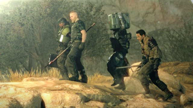 Metal Gear Survive - Immagine 190892