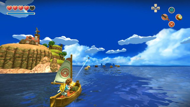 Oceanhorn - Monster of Uncharted Seas immagine 191716
