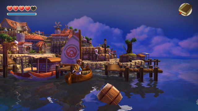 Oceanhorn - Monster of Uncharted Seas immagine 191717