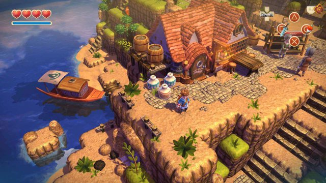 Oceanhorn - Monster of Uncharted Seas immagine 191719