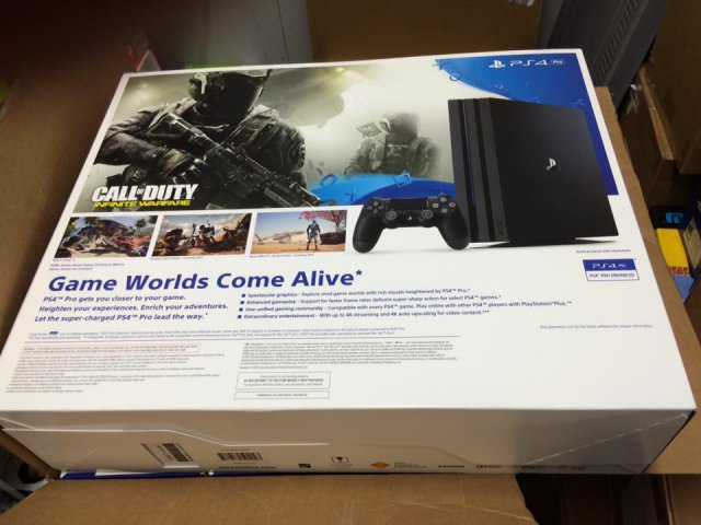 Playstation 4 Pro - Immagine 195263