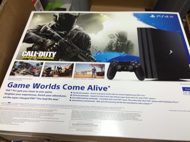 Playstation 4 Pro - Immagine 195265