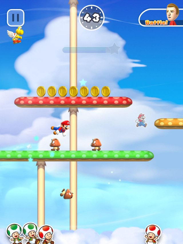 Super Mario Run - Immagine 196309